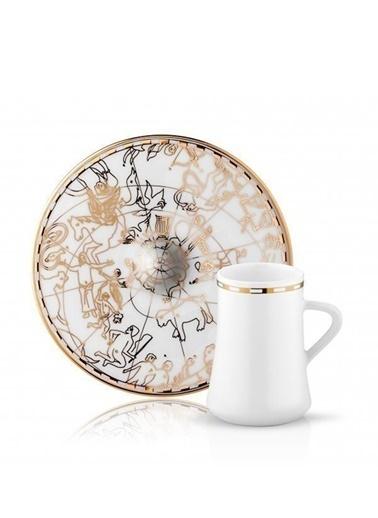 Sufi İrismano Cafe Lungo Seti 6lı-Koleksiyon
